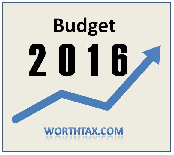 President Obama's 2016 Budget Proposal: Part 1 Individual