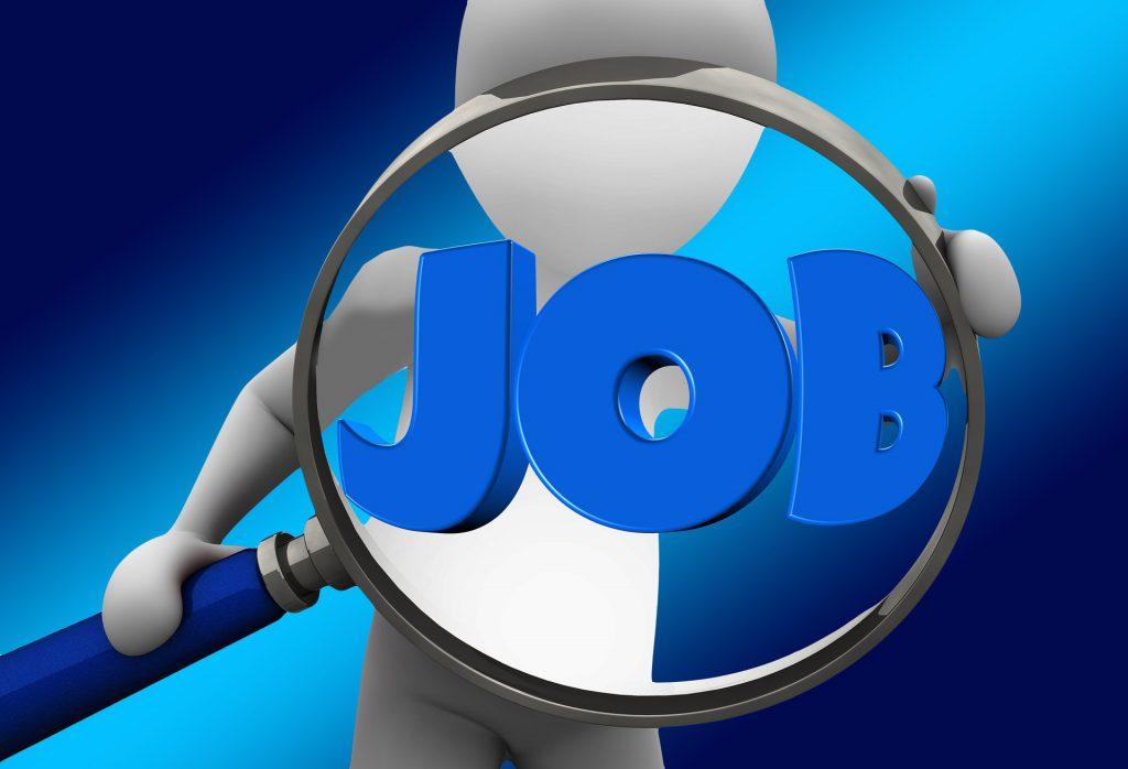 Lost your job, job loss, job search