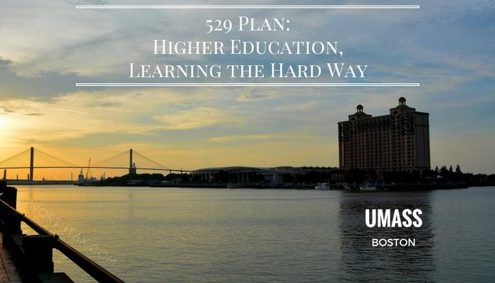 Umass, Boston, UMB, UmassBoston, University of Massachusetts, 529 Plan, Higher Education